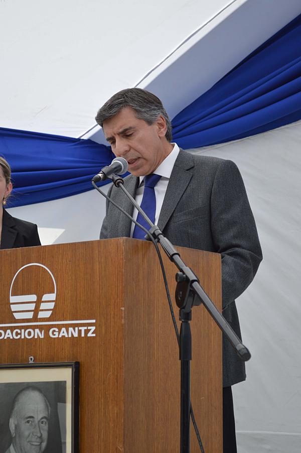 Dr. Carlos Giugliano - Fundación Gantz celebró 30 años colaborando con la recuperación del Paciente Fisurado