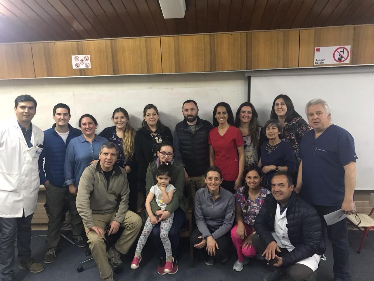 Dr. Carlos Giugliano dirige Operativo de Fundación Gantz en Coyhaique