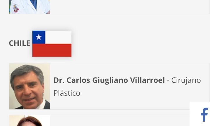 "Latin American Craniofacial Association (LATICFA) organiza el ""III Latin American Congress of Craniofacial Surgery"" - Dr. Carlos Giugliano"
