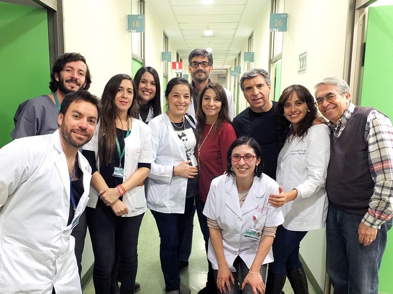 Hospital y Fundación Gantz resuelven cirugías de malformación congénitas en Puerto Montt