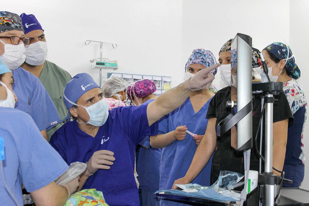 Más de 50 niños fueron atendidos por la Fundación Gantz, en operativo en Hospital Regional Coyhaique - Dr. Carlos Giugliano