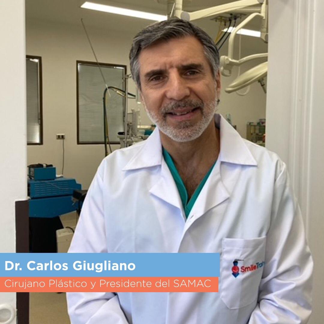 Lanzamiento de Centros de Liderazgo Internacional de la Fundación Internacional Smile Train - Dr. Carlos Giugliano